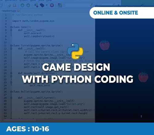 GAME-DESIGN-WITH-PYTHON