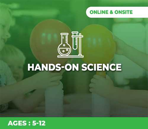 HAND ON SCIENCE